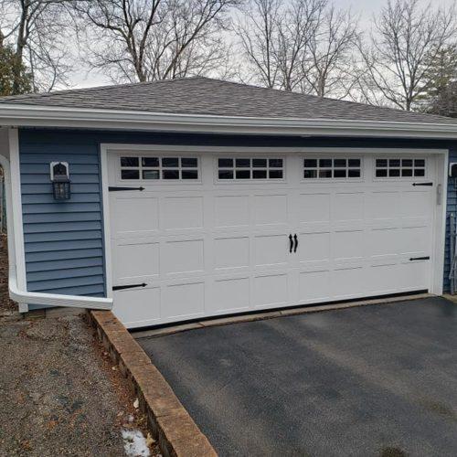 Garage remodel.